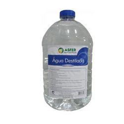 Água destilada para baterias tracionárias