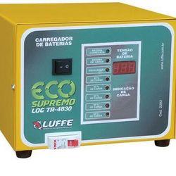 Carregador de bateria de empilhadeira