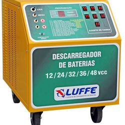 Descarregador de baterias
