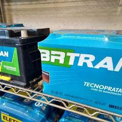 Bateria 60 amperes carro