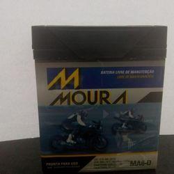 Bateria de moto preço