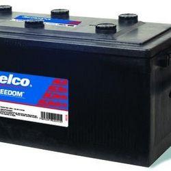 Baterias caminhão 200 amperes