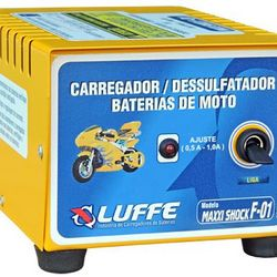 Carregador de Bateria 12 Volts