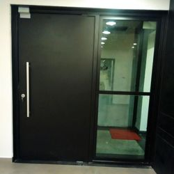 Fábrica de portas blindadas