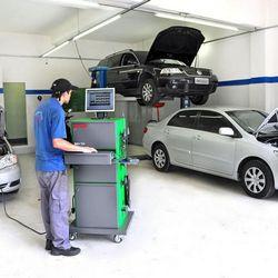 Serviços de reparação automotiva