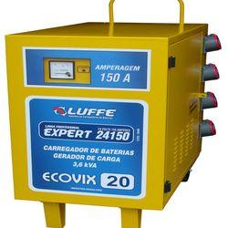Gerador de carga e carregador de bateria - PROJETO ESPECIAL