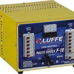 Carregador e dessulfatizador de bateria MAXXI SHOCK F 10