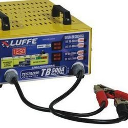 Testador de bateria automotivo