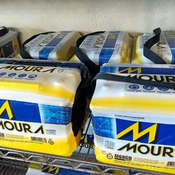 Bateria automotiva moura preço