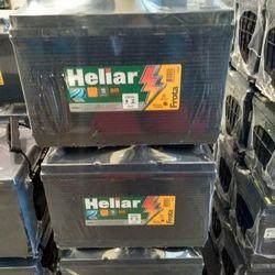 Bateria heliar 100