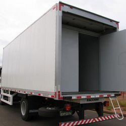 Blindagem de caminhão