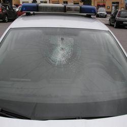 Blindagem de vidros para carros