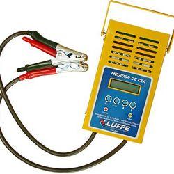 Testador e analisador de CCA de bateria
