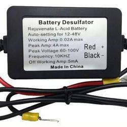 Desulfatador de baterias