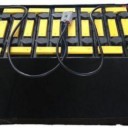 Empresas de baterias tracionárias