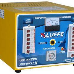 Carregador e dessulfatizador de bateria MAXXI SHOCK F 50