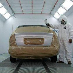 Fabricante de cabine de pintura automotiva