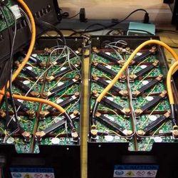 Manutenção preventiva e corretiva de baterias